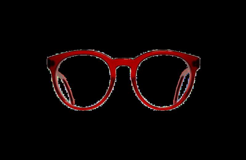 Eye Glass-Red